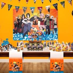 Festcolor lança linha de festa com o tema de Naruto